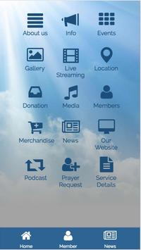 Sure Word Ministries poster