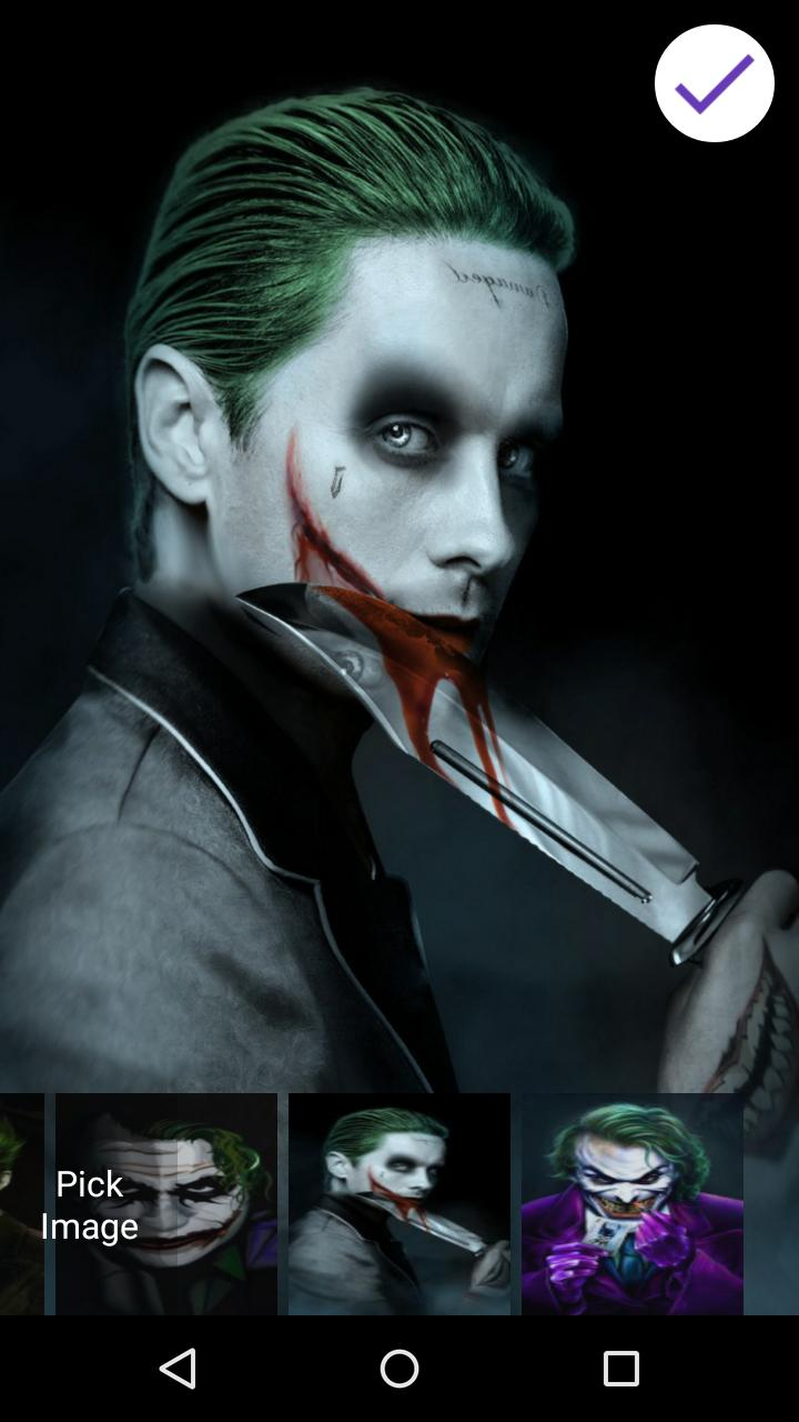 Joker Lock Screen for Android - APK Download