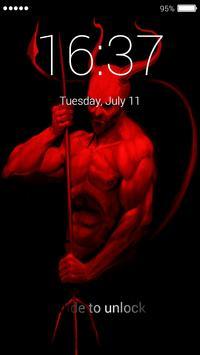 Red Devils Lock Screen screenshot 4