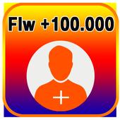 Get Folwrs Instak 2019 Prank icon