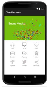 Flunk - Music And Lyrics apk screenshot
