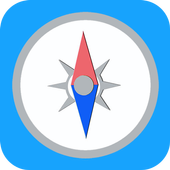 Fluent LED Compass icon