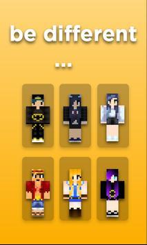 Anime Skins for Minecraft PE screenshot 2