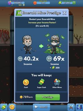 Idle Miner Tycoon apk screenshot