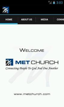 Met Church poster