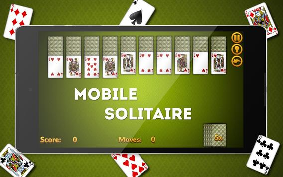 Card Games: Spider Solitaire poster