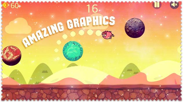 Arcade Games: Interplanetary Jumper screenshot 2