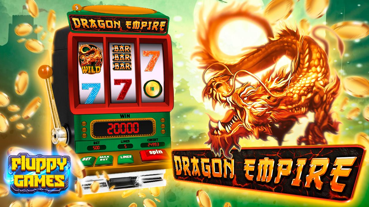 Dragon's Kingdom Slot Machine
