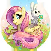 Fluttershy Wallpaper HD icon