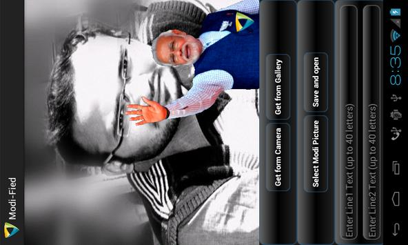 Modi-Fied apk screenshot