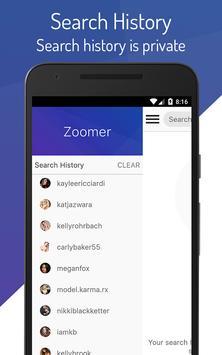 Massive Zoomer For IG Profile screenshot 3