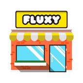 Fluxy para comercios icon