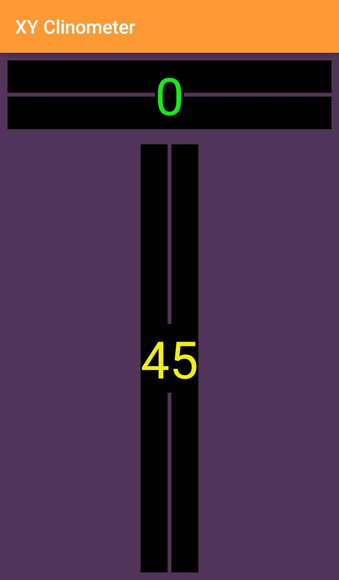 XY Clinometer for Android - APK Download