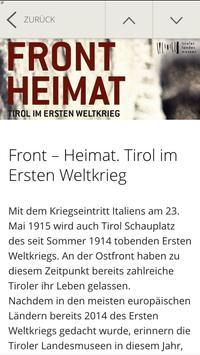 Front - Heimat apk screenshot