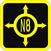 Nachtnet Fiets icon