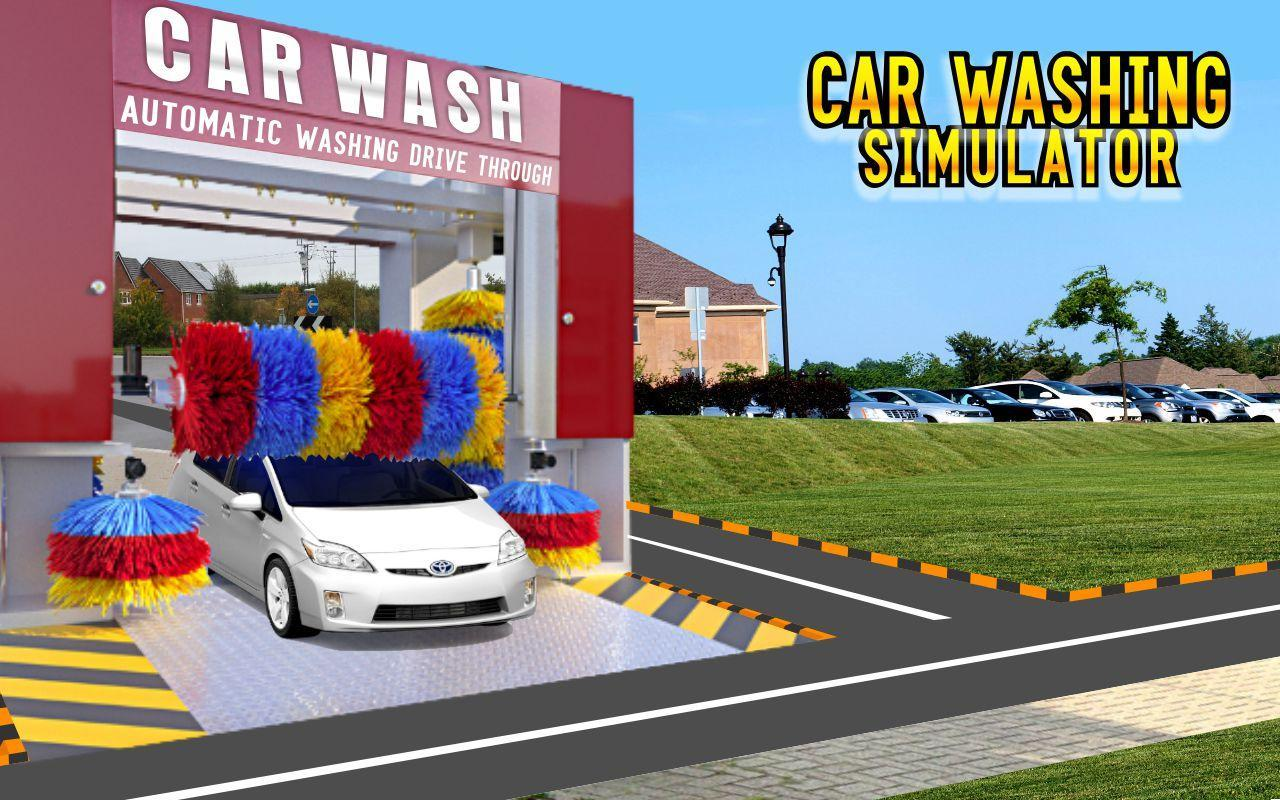 Car Driving, Serves, Tuning and Wash Simulator for Android - APK