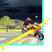 Flying Bike Air Rider icon