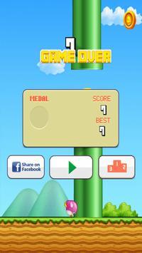 Game Flapping Birds Online NEW apk screenshot
