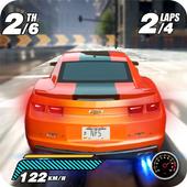 3D Car Simulator: Fast Speed icon