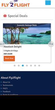 Fly2Flight screenshot 4