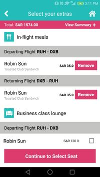 flynas طيران ناس apk screenshot