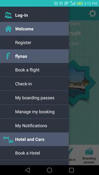 flynas طيران ناس apk screenshot