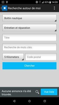 Les PUCES Nautiques apk screenshot