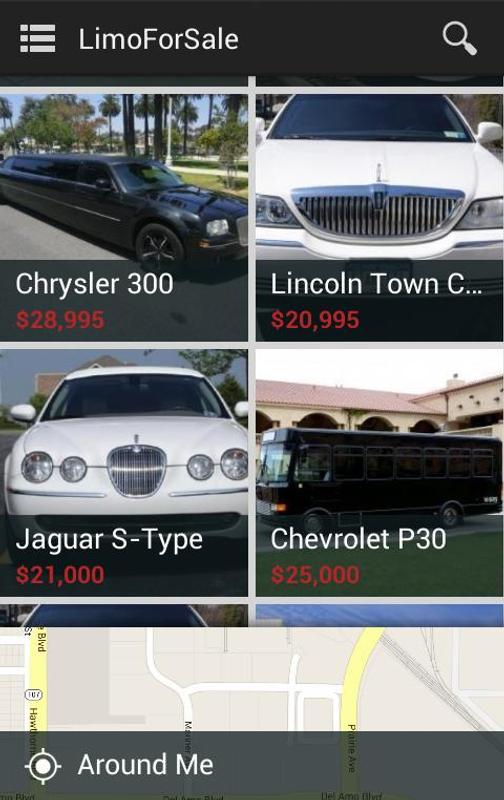 Limoforsale Used Limousines For Android Apk Download