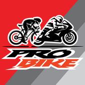 PRO-BIKE Market icon
