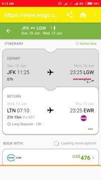 Fast Fly Now - Hotel Booking & Online Flight screenshot 5