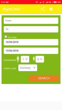 Fast Fly Now - Hotel Booking & Online Flight screenshot 6