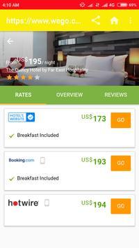 Fast Fly Now - Hotel Booking & Online Flight screenshot 2
