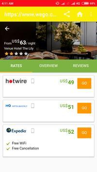 Fast Fly Now - Hotel Booking & Online Flight screenshot 3