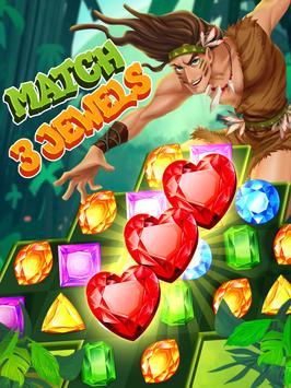 Diamond Jungle Hero poster