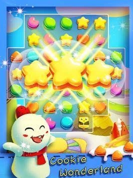 Cookie Crush Fever screenshot 1