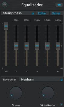 Media Mp3 Player Equalizador Toca Músicas Playlist apk screenshot