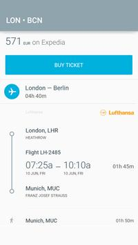 FlyBigger Super cheap flights screenshot 3