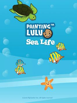 Painting Lulu Sea Life App screenshot 5