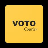 Voto Courier icon