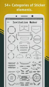 Invitation card creator maker for android apk download invitation card creator maker plakat invitation card creator maker screenshot stopboris Choice Image