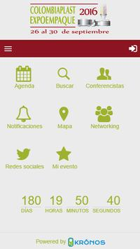 Colombiaplast Expoempaque 2016 poster