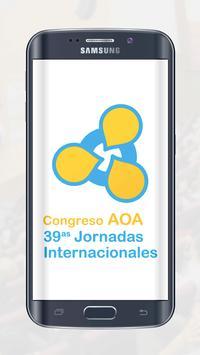 39° Jornadas Internacionales poster