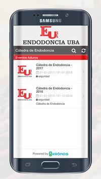 Cátedra de Endodoncia apk screenshot