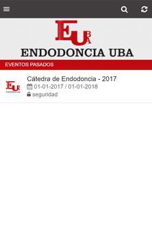 Cátedra de Endodoncia screenshot 2
