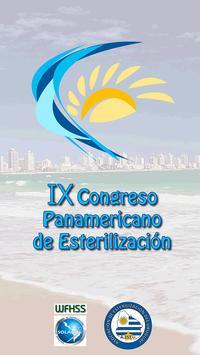 Panamericano Esterilización poster