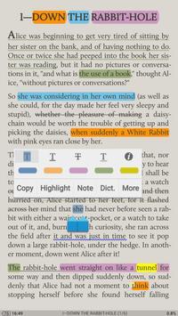 Moon+ Reader apk screenshot