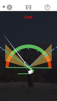 Fly fishing application screenshot 1