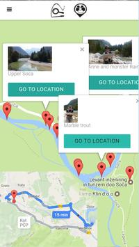 Fly fishing application screenshot 4