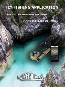 Fly fishing application screenshot 6