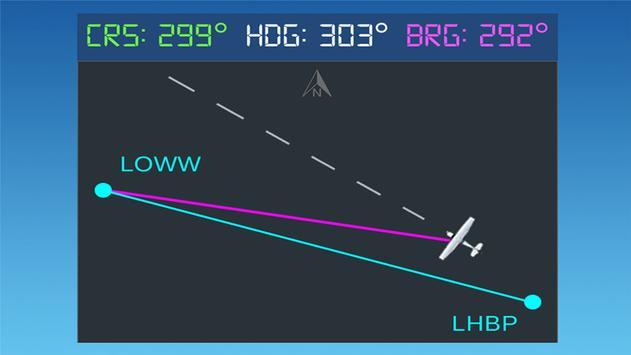 Direct To - Aviation GPS apk screenshot